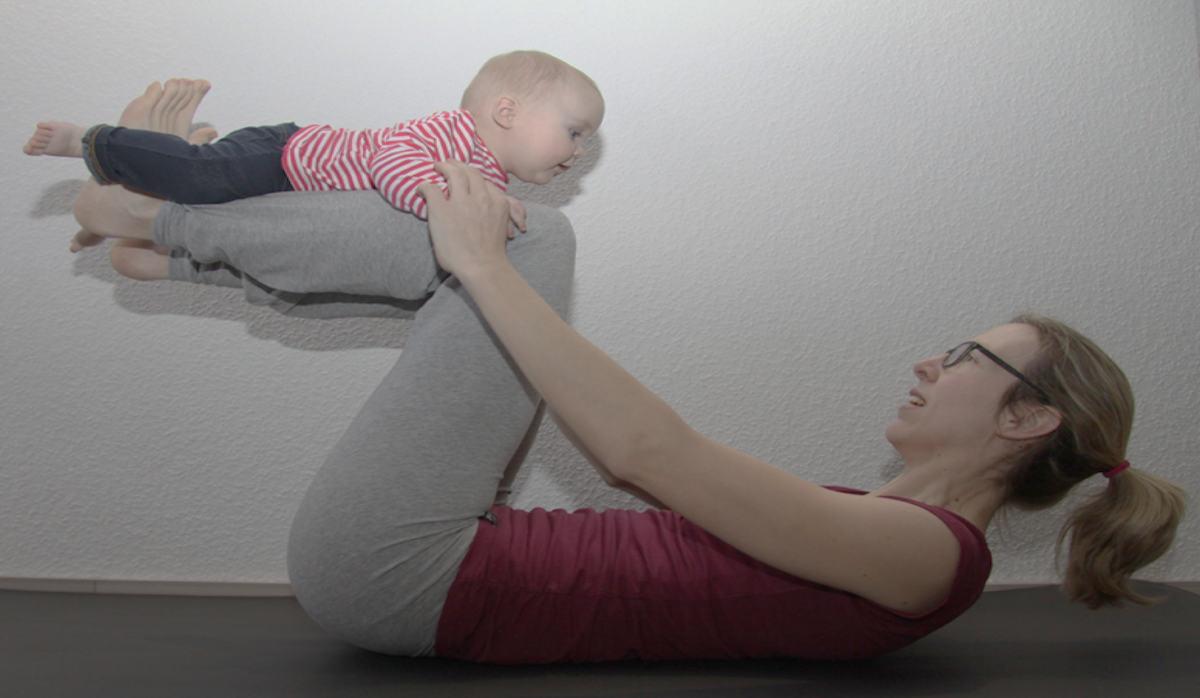 Turnen BabyFitness