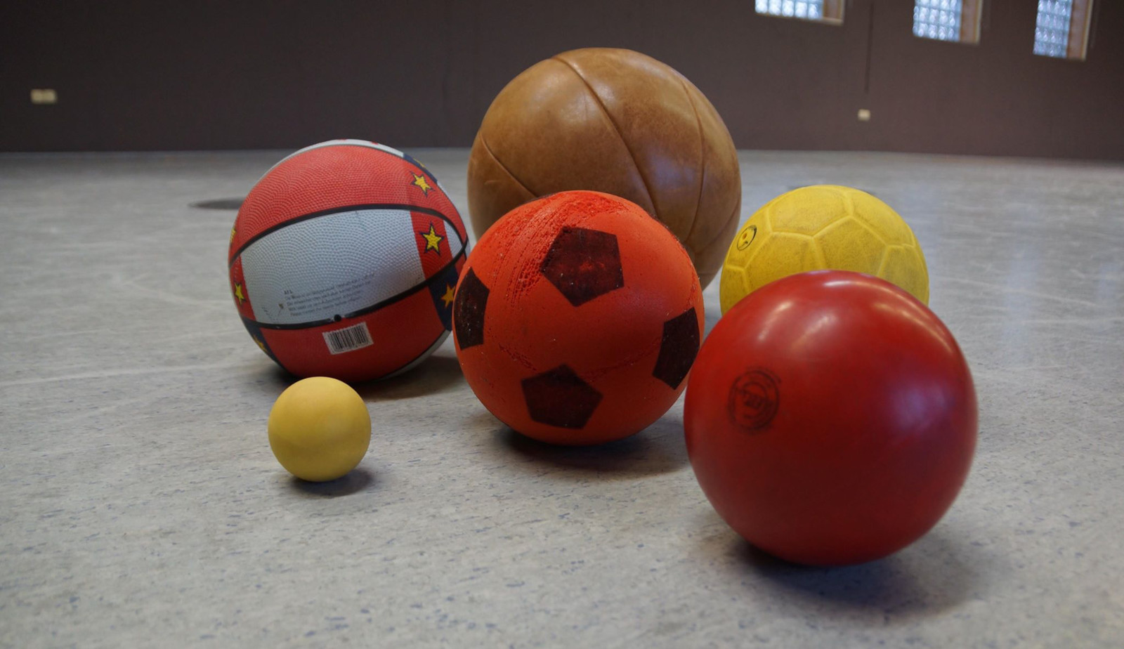 Turnen Ballsport